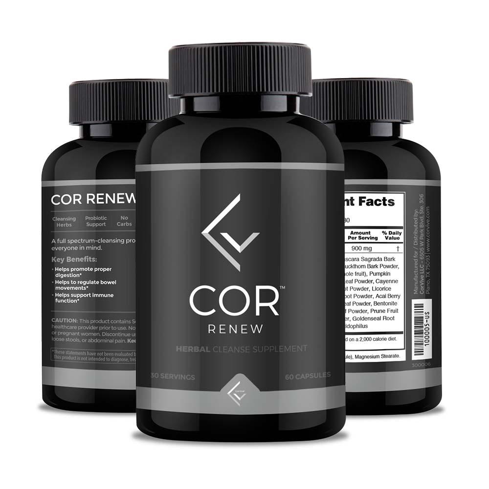 COR RENEW™ Full Spectrum Cleansing