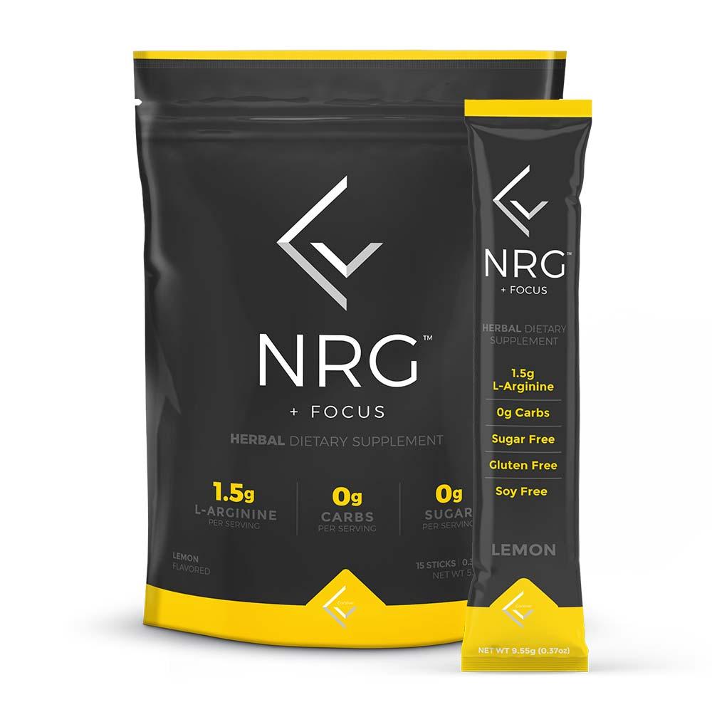 NRG + FOCUS™ Energy Drink Mix